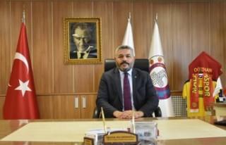 Başkan Sadıkoğlu: '15 Temmuz destanı yürekle...