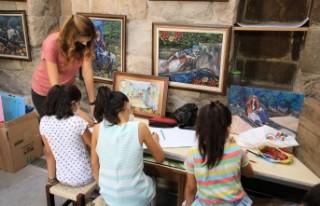 Battalgazi Belediyesi'nin Kültür Sanat Kursları...
