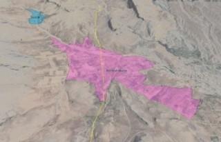 Darende'de bin 790 dekar arazi suya kavuşacak