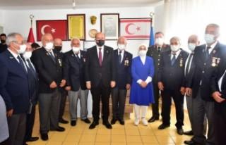 KKTC Cumhurbaşkanı Ersin Tatar Malatya'da