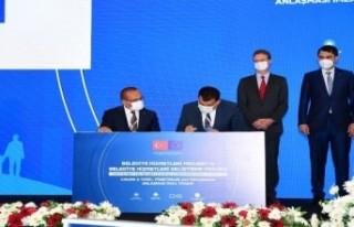 Malatya Büyükşehir alt yapısı için 230 milyonluk...