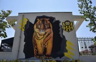 Malatya Cadde Ve Sokakları Resimlerle Güzelleşiyor