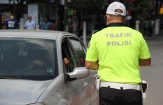 Malatya'da 56 Araca Çeşitli İhlallerden Cezai...