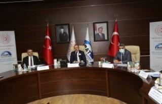 Ağustos Ayı FKA Yönetim Kurulu Toplantısı Elazığ'da...
