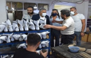 Başkan Sadıkoğlu: Küçük ölçekli firmaların...