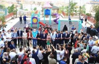 Battalgazi Belediyesi'nin Revize Ettiği 32 Park...