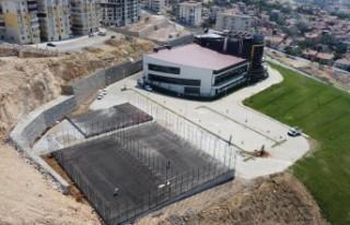 Battalgazi'de Gençlerin Spor Alanları Artıyor