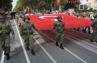 Malatyalı siyasilerden 30 Ağustos Zafer Bayramı...