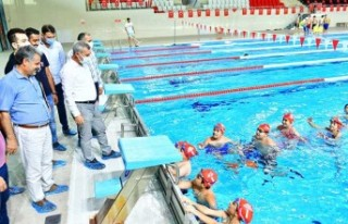 Yüzme Bilmeyen Çocuğumuz Kalmasın
