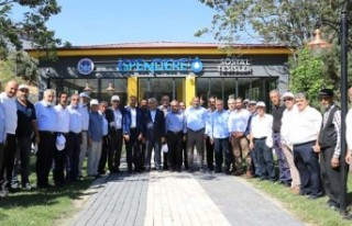 AK Parti Mahalle Başkanları, Battalgazi'deki Yatırımları...