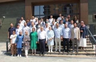 AK Partili Çalık: Battalgazi yeniden inşa ediliyor