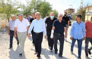 Başkan Güder: 'Battalgazi'de hizmet seferberliği...