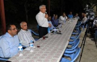 Başkan Güder: 'Bizim öncelikli vazifemiz, Battalgazi'mize...