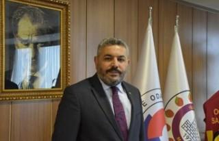 Başkan Sadıkoğlu: 'Salgına rağmen, reel...