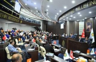 Büyükşehir Belediye Meclisi Eylül Ayı İlk Toplantısı...
