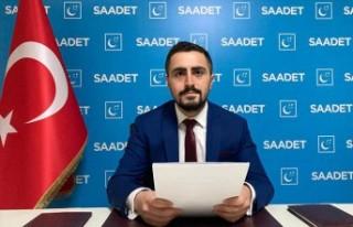 SP Malatya Gençlik Kolları Başkanı Sofuoğlu'dan...