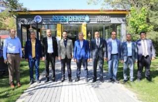 Yeniden Refah Partisi Yönetimi Battalgazi'deki...
