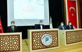 Yeşilyurt Belediye Meclisi Eylül Ayı Toplantısını...