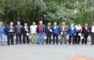 Başkan Güder, Din Görevlileriyle Bir Araya Geldi