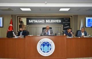 Battalgazi Belediye Meclisi, Ekim Ayı Olağan Toplantısının...