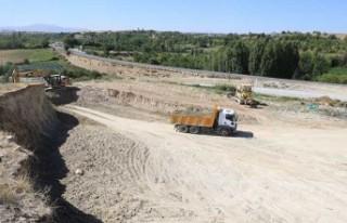 Battalgazi Belediyesi, 'Tekstilkent Projesi'nin...