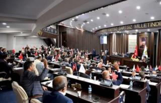 Büyükşehir Belediye Meclisi Ekim Ayı Toplantısı...