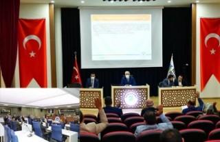 İlçe Belediye Meclisleri Toplandı