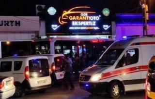 Malatya'da Otobüs Şoförü Direksiyon Başında...
