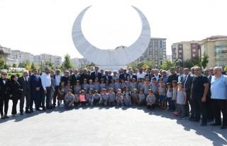 'Şehit Ailelerini Malatya'da Ağırlamaktan Onur...