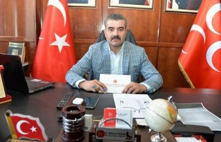 Başkan Avşar'dan Berat Kandil Mesajı