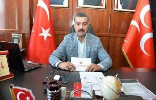 Başkan Avşar'ın 23 Nisan Ulusal Egemenlik Ve Çocuk...