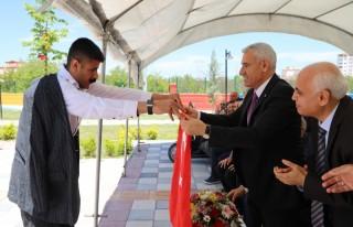 Başkan Güder, 'Battalgazi Belediyesi Olarak Üzerimize...