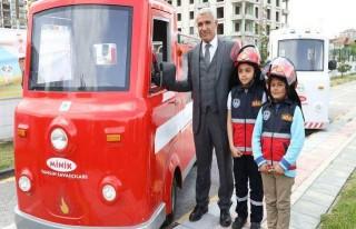 Başkan Güder, Trafik Haftası Etkinliğine Katıldı