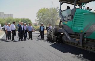 Başkan Güder:'Hizmet Belediyeciliğinin örneğini...