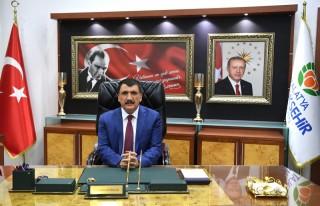 Başkan Gürkan 'Basın Bayramı' dolayısıyla...