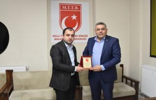 Başkan Sadıkoğlu, MTTB Gençliği ile buluştu