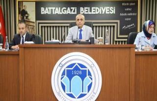 Battalgazi Belediye Meclisi, Haziran Ayı Olağan...