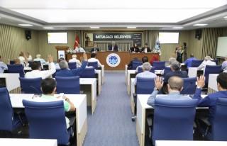 Battalgazi Belediye Meclisi, Temmuz Ayı Olağan Toplantısını...