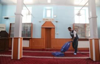 Battalgazi Belediyesi Cami Temizliğine Önem Veriyor