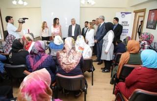 Battalgazi Belediyesi'nden Kanser Bilgilendirme Topantısı