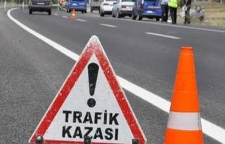 Doğanşehir'de Kaza... 1 ölü, 1 yaralı
