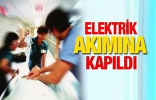 Elektriğe Kapılan 1 Kişi Hayatını Kaybetti