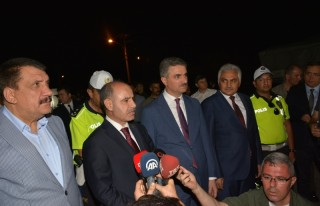 Emniyet Genel Müdürü Mehmet Aktaş Malatya'da...