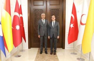 İnönü Üniversitesi Rektörü Prof. Dr. Kızılay,...