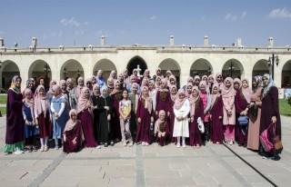 Kuran Kursu Öğrencilerinden Gezi