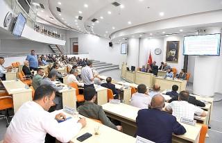 Malatya Büyükşehir Belediye Meclisi, Haziran ayı...