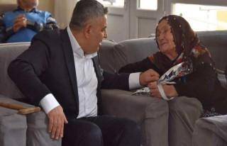 Malatya TSO'dan Huzurevi Ziyareti