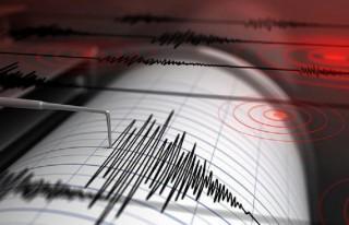 Malatya'da Deprem...