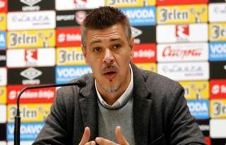 Milosevic,'Malatyaspor onlardan daha kaliteli takım'