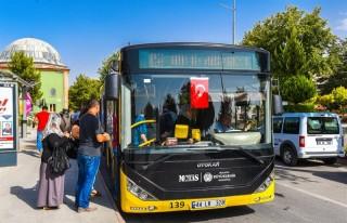 Mişmiş Park Fuar Alanına Otobüs Seferi